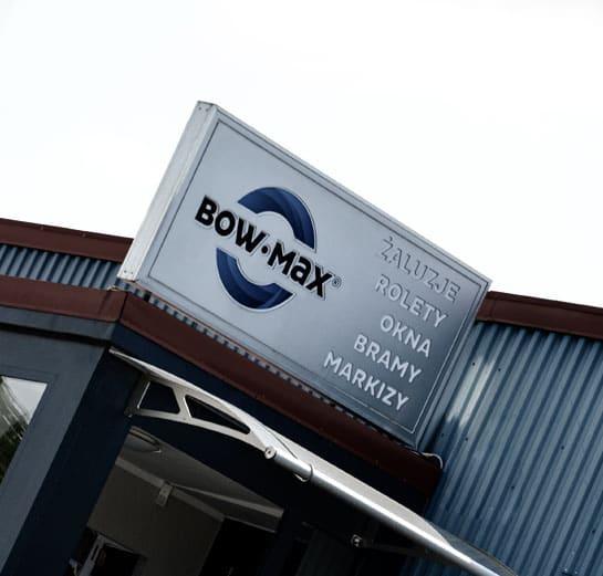 bow max siedziba