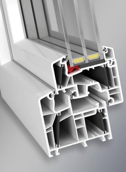 Okna Lux PVC