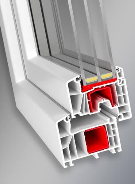 Okna Premium PVC