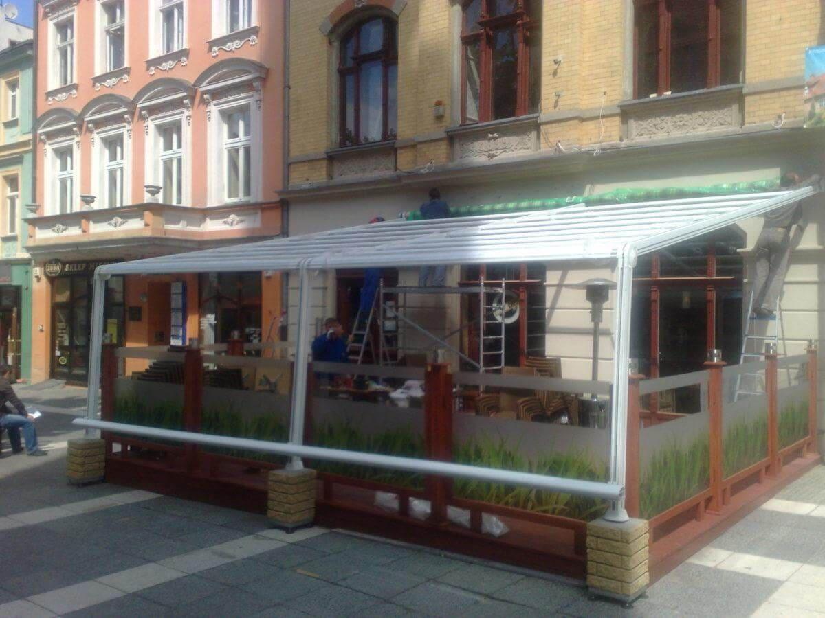 pergola - pergola zielona gora - pergole zielona gora- pergole na sklep- pergole na restauracje