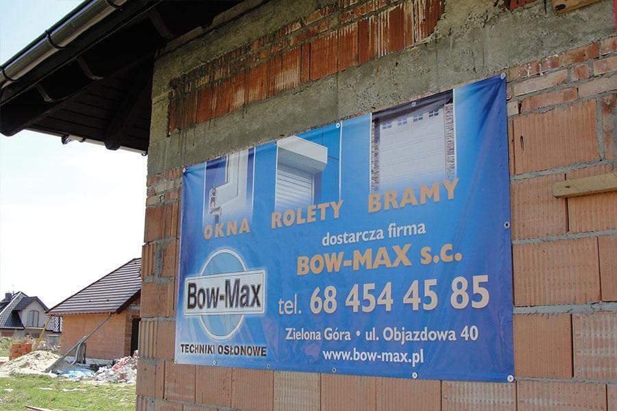 plakat bow max